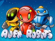 Слот GMS Роботы Пришельцы