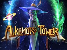 Alkemors Tower: автомат казино GMSlots, зеркало пригодится
