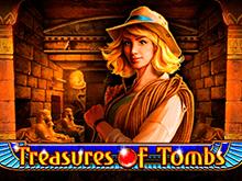 Сокровища Гробницы: играть в GMSlots онлайн