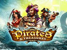 Игровой автомат Pirates Treasures в казино GMS: отыщите золото пиратов
