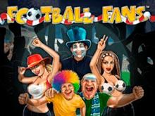 Фанаты Футбола в казино GMSlots играть