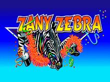 Zany Zebra - топ рейтинга игровых автоматов