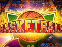 Basketball в казино GMSlots - ставки на кредиты