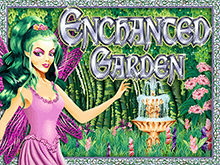 Игровой автомат Enchanted Garden в онлайн казино GMSlots